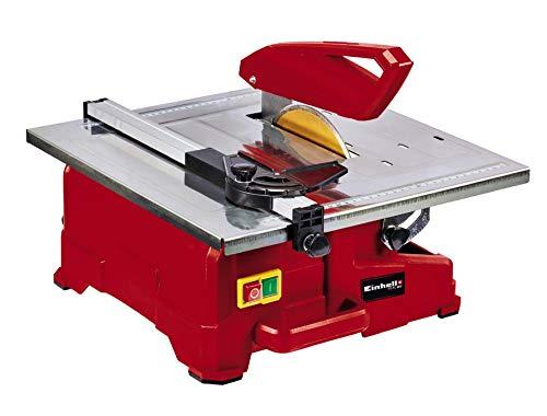 Einhell Coupe-carrelage TC-TC 800 (800 W, Hauteur de coupe 90° / 45° : 34 mm / 17 mm, Dimensions du plateau : 395x385 mm)